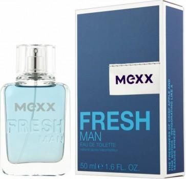 Mexx Fresh Man Eau De Toilette 50 ml