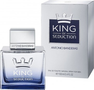 Antonio Banderas King of Seduction Eau de Toilette 100ml