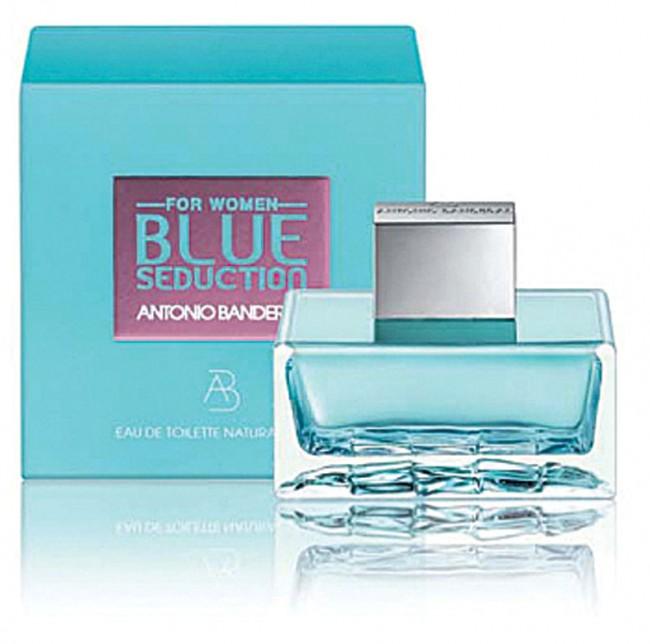 Antonio Banderas Blue Seduction Eau De Toilette