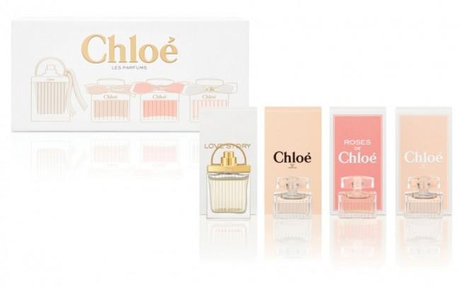 Mini De Chloe Set 5ml Eau 22 Parfum dCoxBe