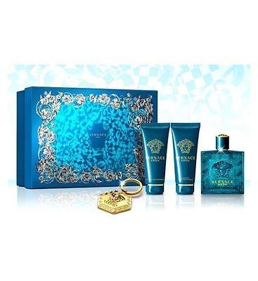 Versace Eros Gift Set 100ml Eau de Toilette