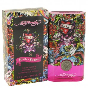 Christian Audigier Ed Hardy Hearts & Daggers Eau De Parfum Spray 100ml