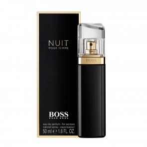 Hugo Boss Boss Nuit Pour Femme Eau De Parfum Spray 50ml