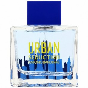 Antonio Banderas Urban Seduction Blue Eau de Toilette 100 ml