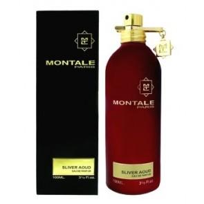 Montale Paris Sliver Aoud Eau De Parfum 100 ml