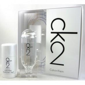 Calvin Klein CK2 Gift Set 100ml Eau de Toilette
