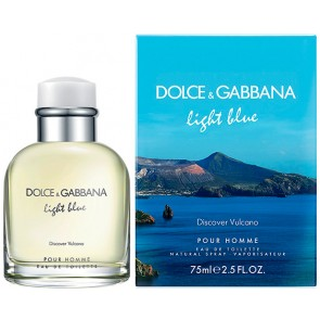 Dolce & Gabbana Light Blue Discover Vulcano Eau de Toilette75ml