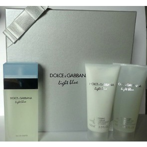 Dolce & Gabbana Light Blue Gift Set 50ml Eau de Toilette
