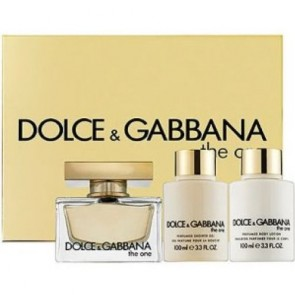 Dolce & Gabbana The One Gift Set 75ml Eau de Parfum