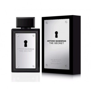 Antonio Banderas The Secret Eau De Toilette 100ml