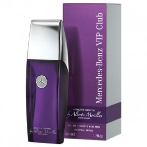 Mercedes-Benz Vip Club Addictive Oriental by Alberto Morillas Eau de Toilette