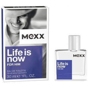 Mexx Life is Now Eau de Toilette 50 ml