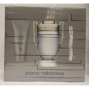 Paco Rabanne Invictus Gift Set 100ml Eau de Toilette