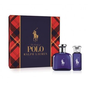 Ralph Lauren Polo Blue Gift Set 125ml Eau de Toilette