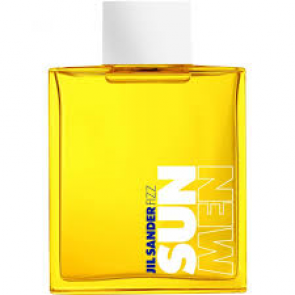 Jil Sander Sun Men Fizz Eau de Toilette 125 ml
