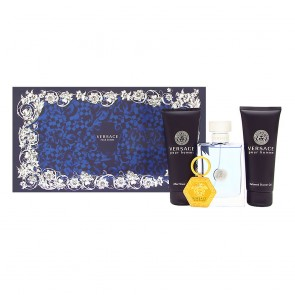 Versace Pour Homme Gift Set 100ml Eau de Toilette