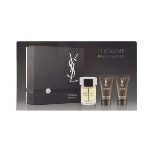 Yves Saint Laurent L Homme Gift Set 100ml Eau de Toilette